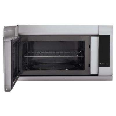 2.2 cu. ft. Over the Range Microwave in Stainless Steel with Sensor Cook