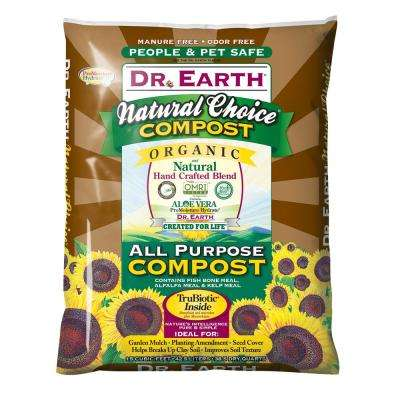 1.5 cu. ft. Natural Choice All Purpose Compost