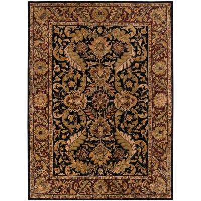 Ainsworth Black 3 ft. 3 in. x 5 ft. 3 in. Area Rug