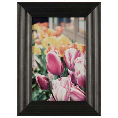 10-Opening 4 in. x 6 in. 8 in. x 10 in. and 5 in. x 7 in. Matte Picture Frame