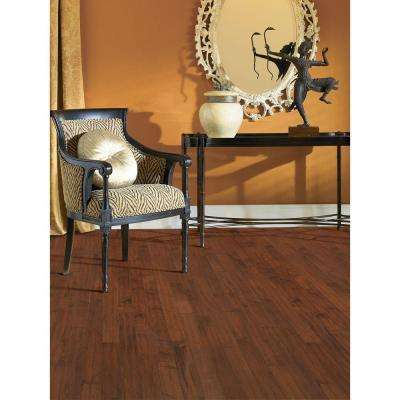 Scraped Maple Rodeo 3/8 in. Thick x 4-3/4 in. Wide x Random Length Engineered Click Hardwood Flooring (33 sq. ft. /case)