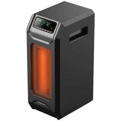 18 in. 5300 BTU Large Room Infrared Tower Heater with Remote and Multi-Function Electronics