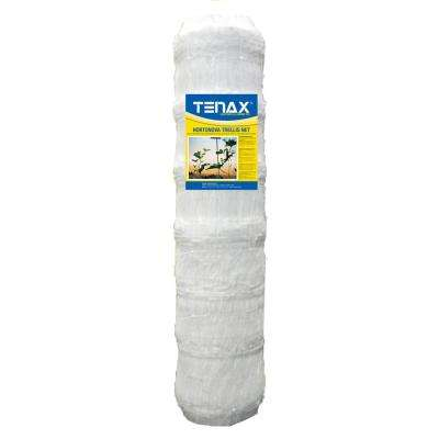 79 in. x 3280 ft. White Hortonova Plant Trellis Net