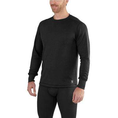Men's Cocona/Polyester Base Force Extremes Cold Weather Crewneck Shirt