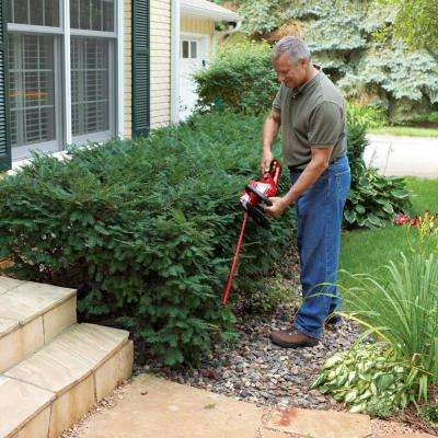 22 in. 20-Volt Max Lithium-Ion Cordless Hedge Trimmer