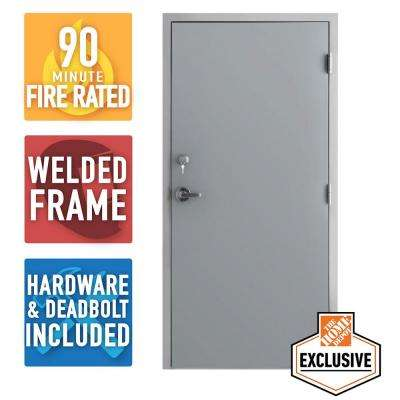 36 X 84 Exterior Doors Doors Windows The Home Depot