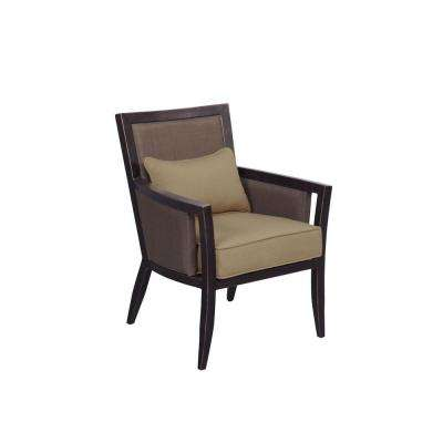 Greystone Patio Dining Chair with Meadow Cushions (2-Pack) -- CUSTOM