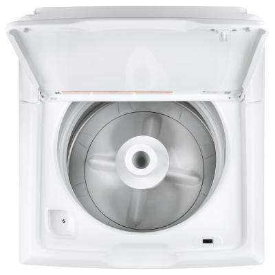 3.8 cu. ft. White Top Load Washing Machine