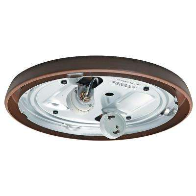 Maiden Bronze CFL Low Profile Fitter