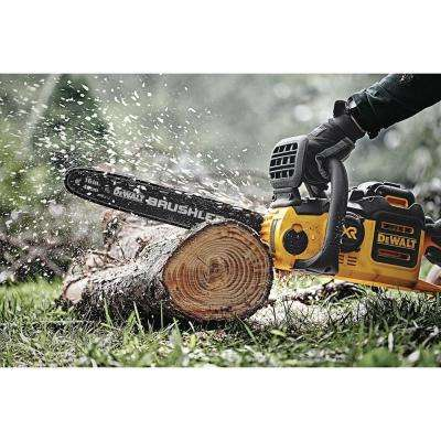16 in. 40-Volt MAX Lithium-Ion Cordless Brushless Chainsaw w/ (1) 4.0 Ah Battery Pack and Charger