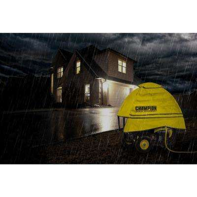 Storm Shield Severe Weather Portable Generator Cover by GenTent for 3000 to 10,000-Watts Generators