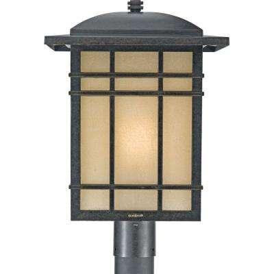 Hillcrest Imperial Bronze Outdoor Post Light