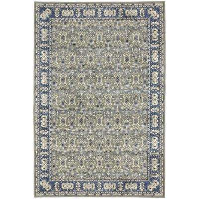 Gianna Gray 7 ft. 10 in. x 10 ft. Area Rug