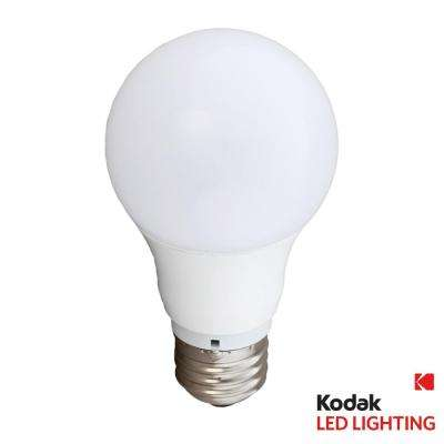 70W Equivalent Warm White A19 Dimmable LED Light Bulb