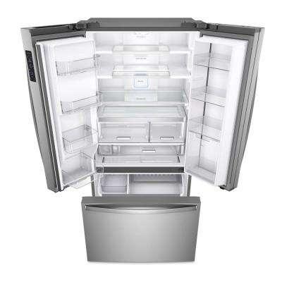 31 cu. ft. French Door Refrigerator in Fingerprint Resistant Stainless Steel