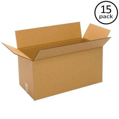 24 in. x 16 in. x 12 in. 15-Moving Box Bundle