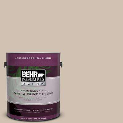 Home Decorators Collection 1 gal. #HDC-NT-13 Merino Wool Eggshell Enamel Interior Paint
