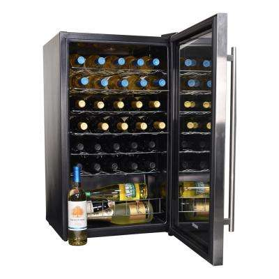 33-Bottle Compressor Wine Cooler