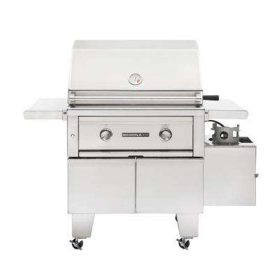 2-Burner ADA-Compliant Stainless Steel Natural Gas Grill