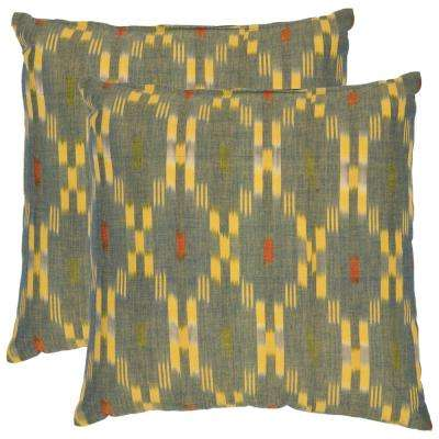 Jay Printed Patterns Pillow (2-Pack)