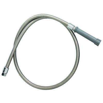 Stainless Steel Replacement Hose 44 in.
