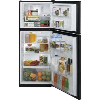 11.6 cu. ft. Top Freezer Refrigerator in Black, ENERGY STAR