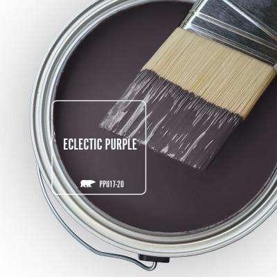 Eclectic Purple Paint Colors Paint The Home Depot