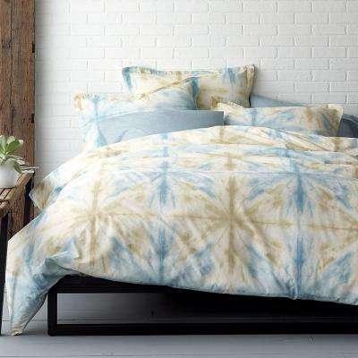 Synergy Tie-Dye Organic Duvet Cover