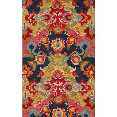 Felicity Multi 4 ft. x 6 ft. Area Rug