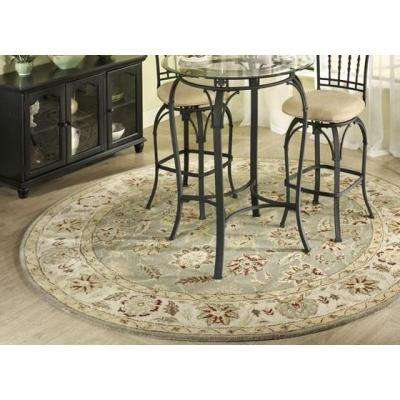 Old London Terra/Ivory 2 ft. x 12 ft. Runner Rug