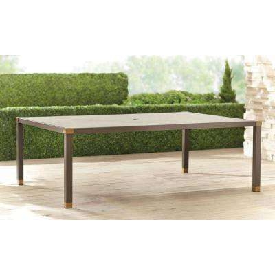 Form 84 in. x 60 in. Rectangular Patio Dining Table -- STOCK