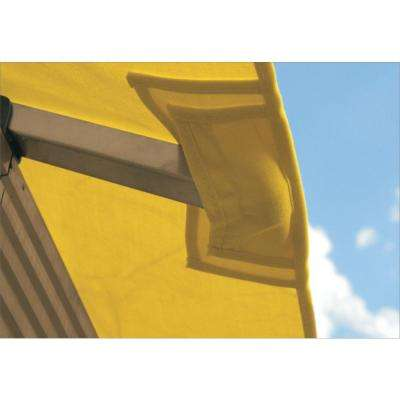 12 ft. x 12 ft. ACACIA Sunflower Yellow Gazebo Replacement Canopy