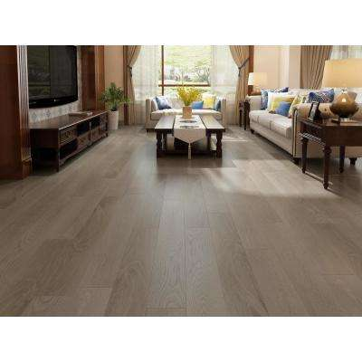 Barnwood 1/3 in. Thick x 7.68 in. Wide x 47.83 in. Length Laminate Flooring (20.40 sq. ft.)