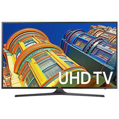 55 in. Class 1080p 120Hz LED Flat Smart Ultra HDTV