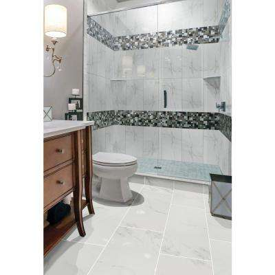 Peachy Porcelain Tile Tile The Home Depot Home Interior And Landscaping Ologienasavecom