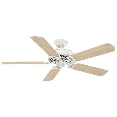 Panama 54 in. Indoor Fresh White Ceiling Fan