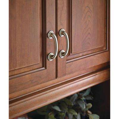 Kingsley 3 in. Brushed Nickel Drawer Center-to-Center Pull