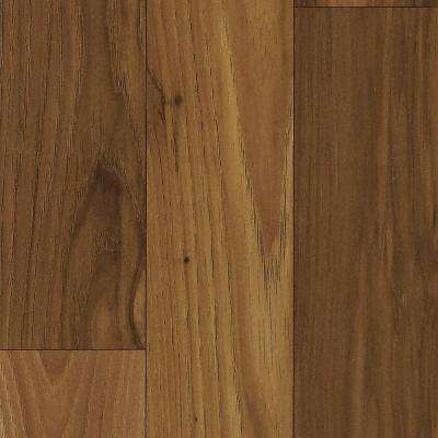 Native Collection Gunstock Hickory 7 mm T x 7.99 in. Wide x 47-9/16 in. Length Laminate Flooring (26.40 sq. ft. / case)