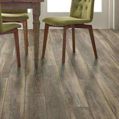 Primavera 7 in. x 48 in. Echo Resilient Vinyl Plank Flooring (18.91 sq. ft. / case)
