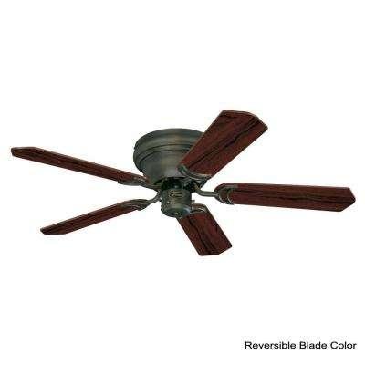 Contempra Trio 42 in. Oil Rubbed Bronze Ceiling Fan