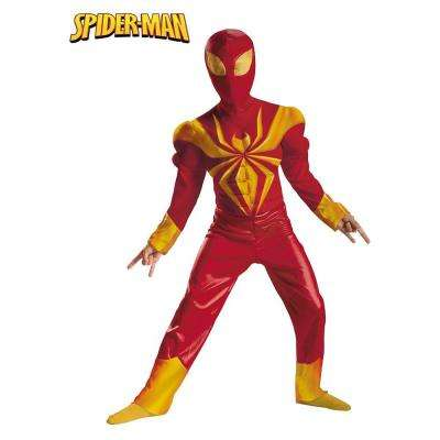 Ultimate Iron Spider-Man Classic Muscle Costume