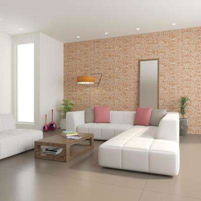 Montecarlo Gold Brick Cato L And Stick Effect Self Adhesive Diy Wallpaper