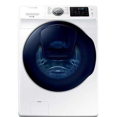 4.5 cu. ft. High Efficiency Front Load Washer with AddWash Door in White, ENERGY STAR