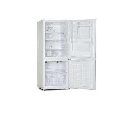 9.2 cu. ft. Freestanding Bottom Freezer Refrigerator White