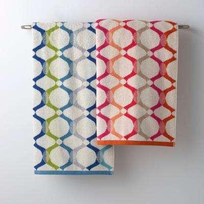 Helix Cotton Bath Towel
