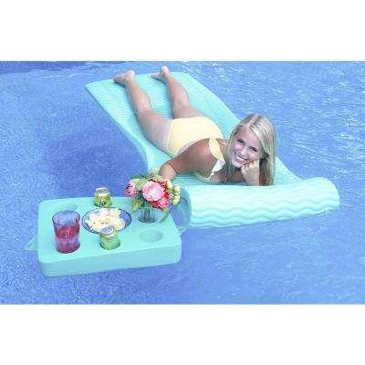 Fandango Pink Dimpled Lounger Pool Foam Float