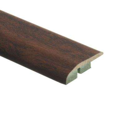 Hand Scraped Canyon Grenadillo 1/2 in. Thick x 1-3/4 in. Wide x 72 in. Length Laminate Multi-Purpose Reducer Molding
