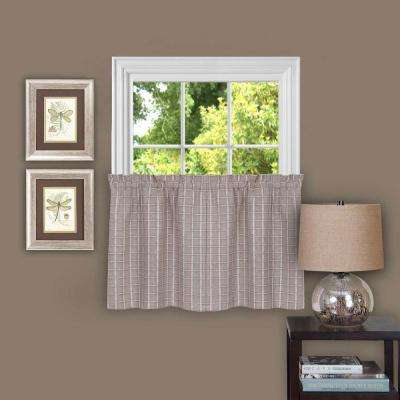 Sheer Sydney Window Curtain Tier