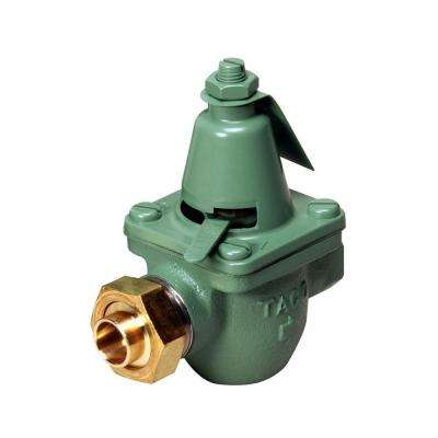1/2 in. Threaded Pressure Reducing Valve