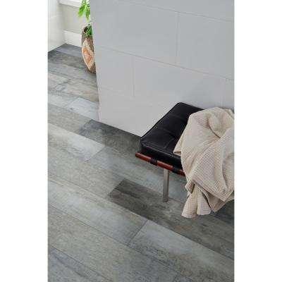 Barnwood Natural 8 in. x 36 in. Glazed Porcelain Floor and Wall Tile (32 cases / 448 sq. ft. / pallet)